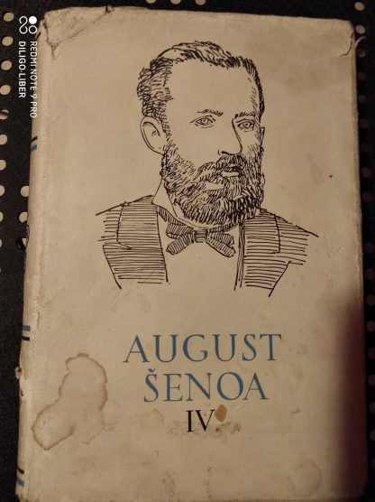 august šenoa IV