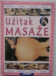 užitak masaže