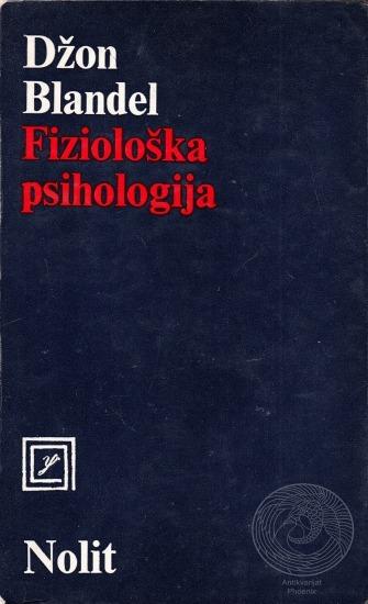 fiziološka psihologija
